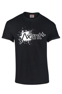 Axznt-Splash-Logo-Tshirt-Black-White