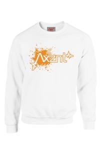 Axznt-Splash-Logo-White-Orange
