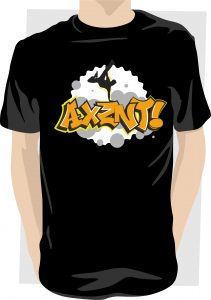 Axznt-Graffiti-Street-Dance-T-shirt-Black