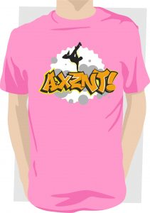 Axznt-Graffiti-Street-Dance-T-shirt-Pink