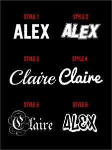 Font-style-collection