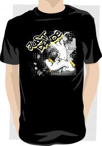 Just-Dance-Street-Urban-T-shirt