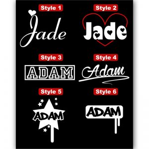 streetdance-personalised-backpack-options