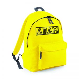streetdance-personalised-backpack-yellow