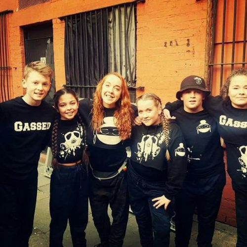 Gassed Dance Crew from Manchester