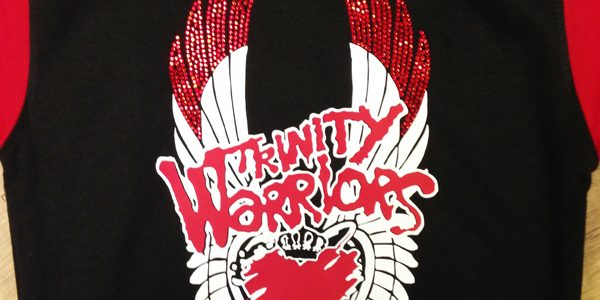 Trinity Warriors Custom Hoodie