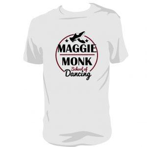 Maggie Monk Grey T-Shirt