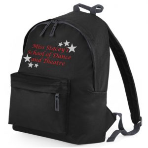 Miss Stacey's School of Dance and Theatre Backpack